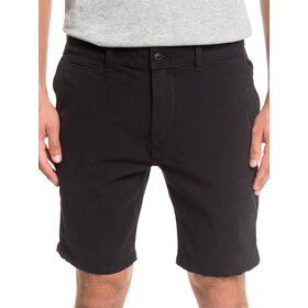 Quiksilver Krandy Stretch Walkshorts Men black